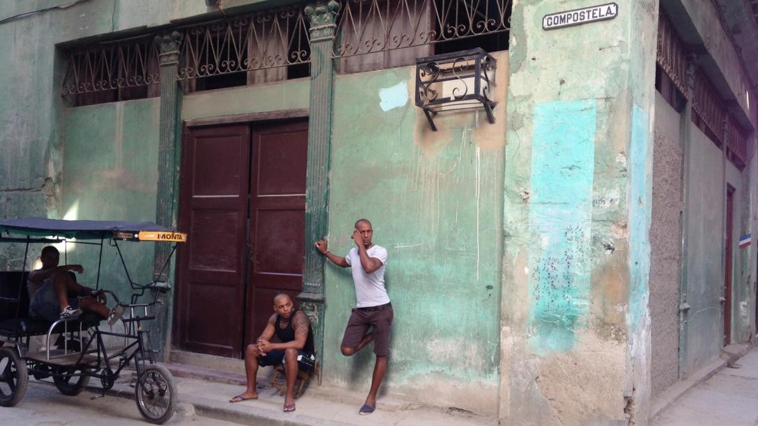 Cuba- habana-liana solis