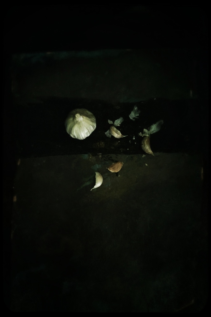still life, liana solis, milano, food photographer, fotografo gastronomico, ajo